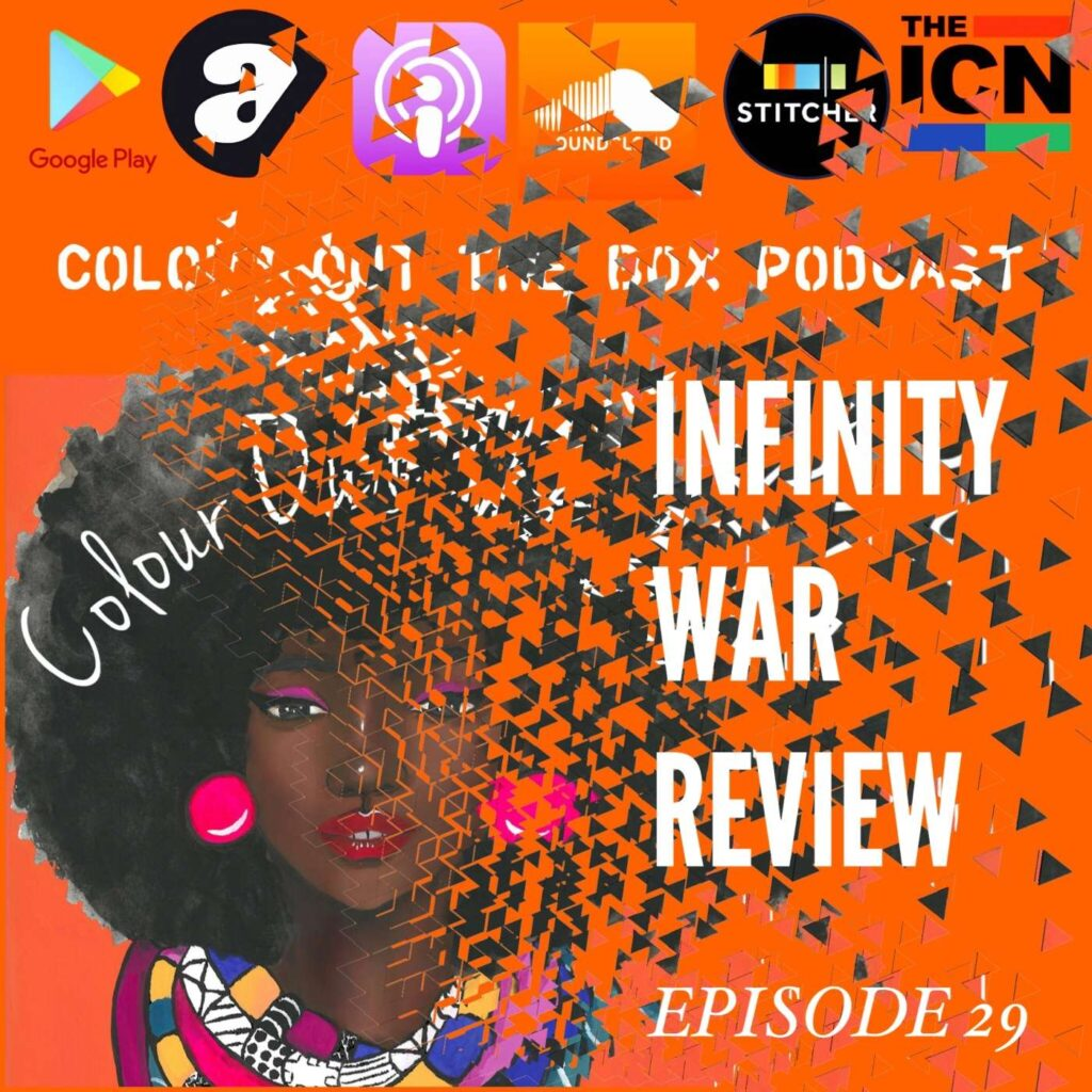 Infinity War Review, feat Nathan (@DJimpulseV1): Episode 29